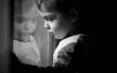 How to Calm a Stressed Child Entering Foster Care