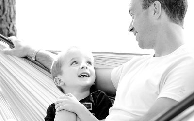 Men are good foster carers too