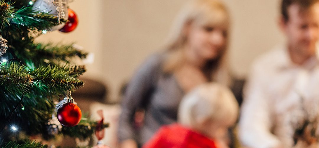Christmas with Foster Children